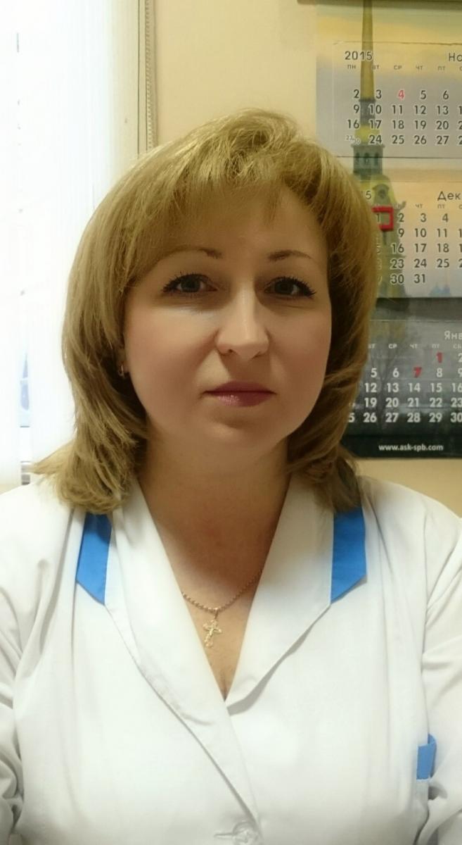 Заведующий офтальмологическим отделением детской областной больницы